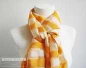 The Best Quality Willow Fibers and Silk Handwoven Scarf - Shipping with FedEx