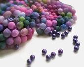 Colorful shibori scarf - Bubbles Scarf  - Shibori scarf -Polyester - Boho style  -Feminine Draped -3D Textiles, Bubble Textures