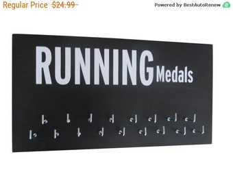 running medals display rack : rack to display medals
