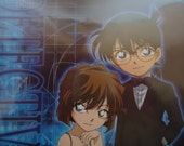 The Detective Conan Japanese Postcard.1996