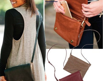 Perfect grab and go cross body purse - personalized for you!