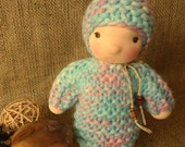 A Waldorf Inspired Knitty Gnome Toy (1)
