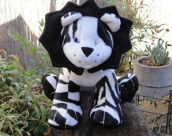 Liger, plush Liger, Stuffed Liger, Liger toy - 10 prints to choose from