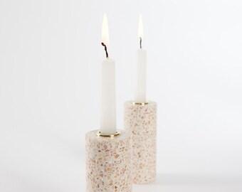 Terrazzo Candle Holder 2.0
