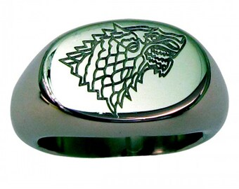 House Stark Ring - Game of Thrones