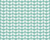 Curiosities Curious Bunnies Calm Art Gallery Fabrics 1 Yard