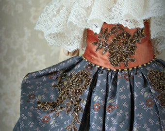 Dress Set for Soom Super Gem - Pani Nadobna -