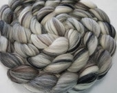 Grey Merino Top 25.5 Microns