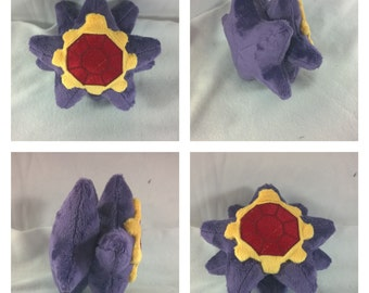 Starmie chibi plush made to order