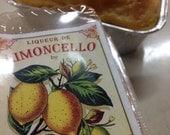 Limoncello Bread Candle