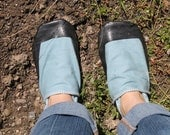 Adult Minimalist Shoes, Soft Soled Sandals. Gardening Shoes, Slippers Rubber Soles / Spring Mud & Muck Shoes, Rubber Shoes, Soft Stars