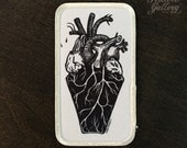 Coffin Heart Patch by Lupe Flores