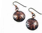 Basketball Earrings (Basketball Mom, Sports Fan Jewelry, Athlete Earrings)