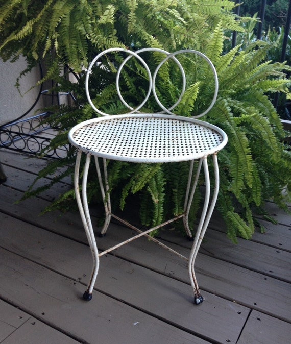 White Metal Vanity Stool Here S What No One Tells You