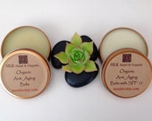 SILK Organic Anti-Aging Balm made with Sea Buckthorn Oil also available with SPF 15