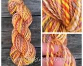Handspun Yarn, Wool Yarn, Cheviot Wool Yarn, Hand Spun Wool
