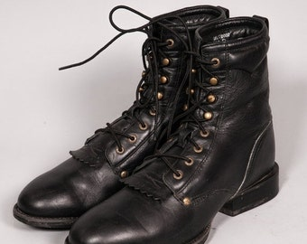 30% OFF TWISTED Western Lacer Boots Men's Size 10 D