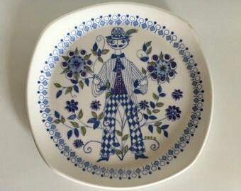 Figgjo Lotte Turi Design Norway Salad/Bread/Dessert Plate by Turi Gramstad Oliver