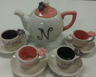 Personalized Teapot Just for you