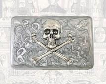 sac celine trapeze - Articles populaires correspondant �� skull cigarette case sur Etsy