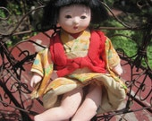 Japanese GOFUN doll