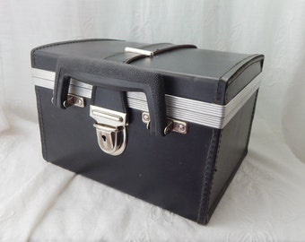 Vintage Black Case, Eight Tack Case