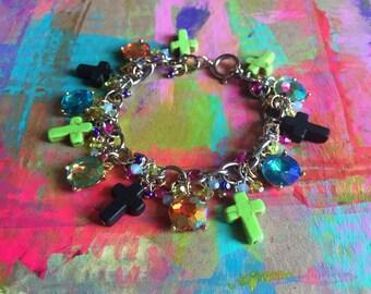 Big Easy Charm Bracelet