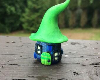 Fairy House Sculpture miniature