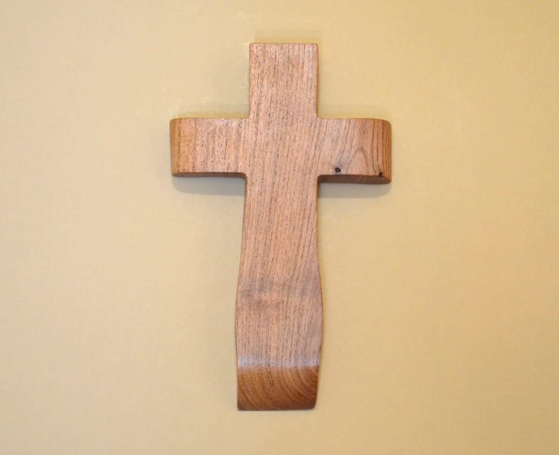 Enchanting Rustic Wooden Crosses Wall Decor Adornment - The Wall Art ...