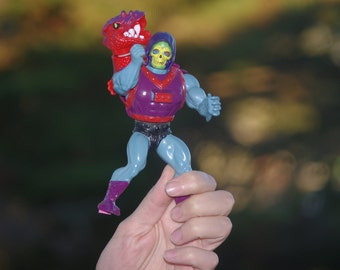16GB Skeletor USB flash drive he-man masters of the universe motu retro cartoon geeky gift dragon blaster 80s gadget vintage action hero