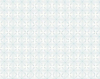 Fabric by the Yard - Whisper by Lizzy House - Heraldry Cloud