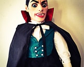 Count Dracula Doll 1985