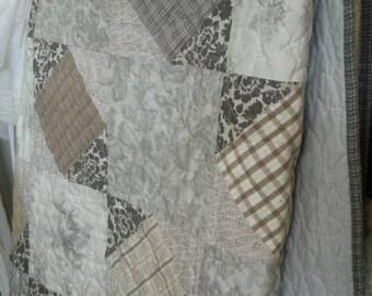 Rock Candy kit...pattern designed by Mickey Zimmer