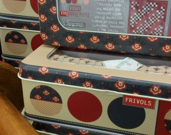 Frivols No. 5...featuring Petite Prints Deux by French General