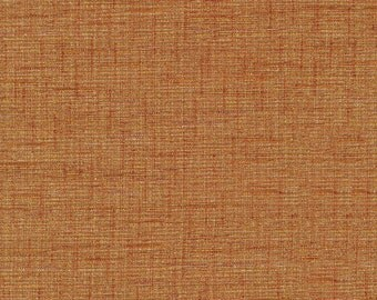 Multi Color Cross Hatch Weave - Jaquard Upholstery Fabric - Robust and Durable - Beautiful - Color: Tiffany Apricot - per yard