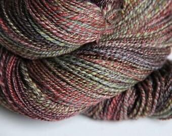 Handspun Yarn: Splendour