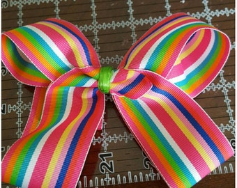 """4.5"""", 5"""", 5.5"""" Simple Boutique Hairbows"""