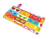 Sunglasses Pouch- Stocking Stuffer-Teacher Gift- Sunnies - Eyeglasses Case