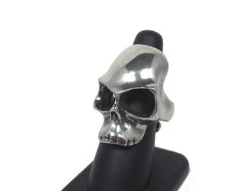 Large Skull Ring