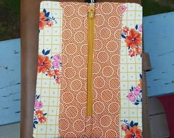Zipper planner bag planner accessories ready to ship