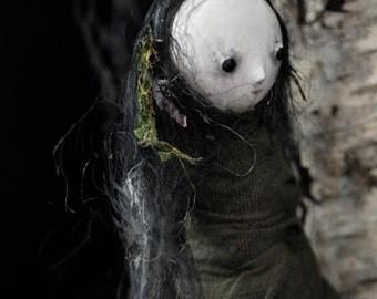 OOAK art doll- Sea Witch- Muirean