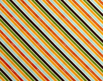 Unicorn Stripe Fabric