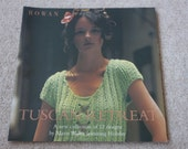 Rowan Tuscan Retreat Knitting pattern book 12 designs Marie Wallin