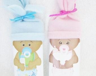 African American baby shower - Baby Shower - Baby Shower Favor - Boy Baby Shower - Baby Girl Shower - all skin tones!