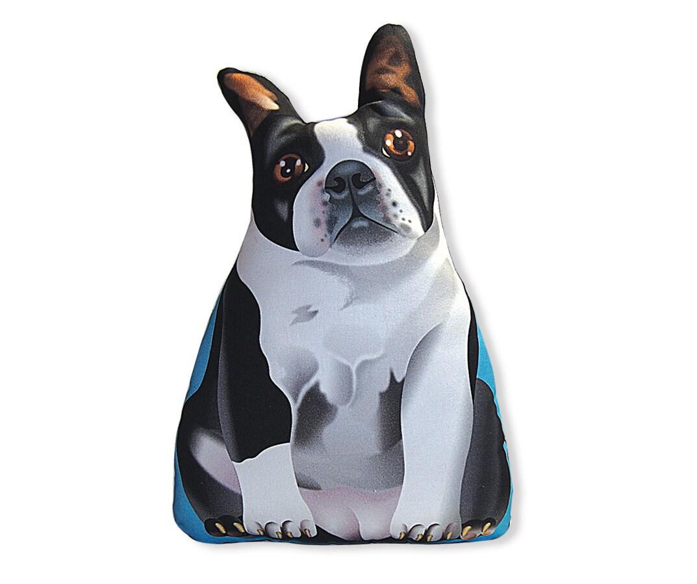 boston terrier stuffed animal stuffed boston terrier dog - like this item