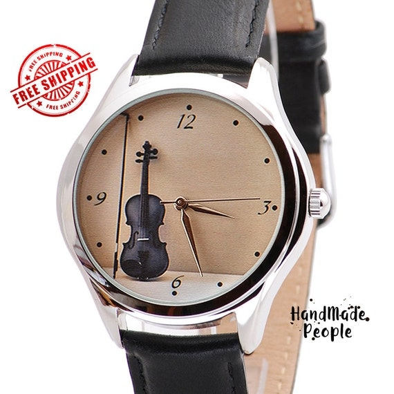 Watch For Women Violin. Women Watches. Classic Style Womens