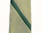 Frankie Four Handmade Green Skinny Neck Tie