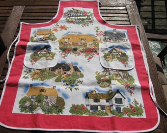 Country Cottages Apron