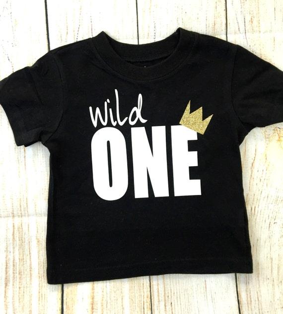 Wild One Onesie 174 Or Shirt Birthday Shirt Wild By