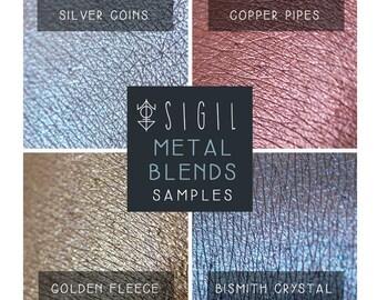 SIGIL [ METAL Blends ] - Loose Eyeshadow SAMPLE